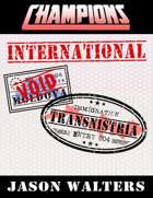 Champions International: Transnistria