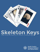 Skeleton Keys Forensic Science Cards