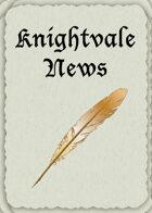 Knightvale News (Card Game)