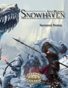 Snowhaven Savage Worlds