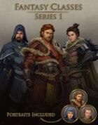 Fantasy Classes - Series 1