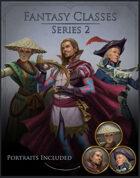 Fantasy Classes - Series 2