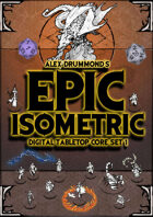 Epic Isometric Digital tabletop core set Classic