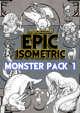 Monster Pack 1 - Epic Isometric