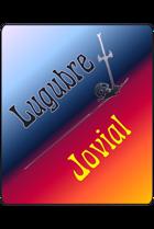 Cartes de Tons Lugubre/Jovial