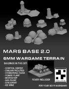 6mm Mars Base V 2.0