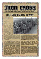 French Army for Iron Cross