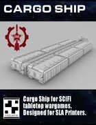 Space Mule - Cargo Ship