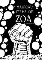 Zoa Magical Items