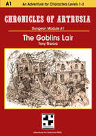 Cover of The Goblins Lair