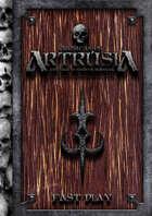 Crônicas de Artrúsia - Fast-Play