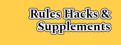 Rules Hacks