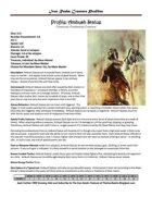 The Iron Realm Ambush Statue Creature Profile