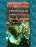 World of Farland Core Hardcover Set [BUNDLE]