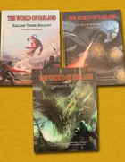 World of Farland Campaign Settings Hardcover Set [BUNDLE]