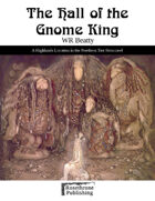 The Hall of the Gnome King