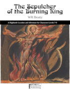 The Sepulcher of the Burning King