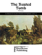 The Rusted Tomb