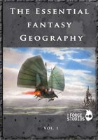 The Essential Fantasy Geography volume 1.