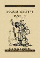 Rogues Gallery vol.5