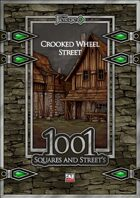 1001 streets and squares - Crooked Wheel Street