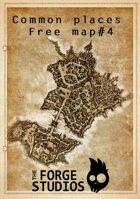 Common places - free map#4