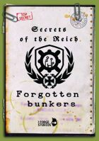 'Secrets of the Reich - Forgotten bunkers