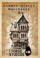 Common places - Merchants  #03