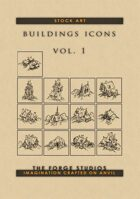 Buildings icons vol1