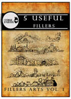 5 useful fillers vol. 1