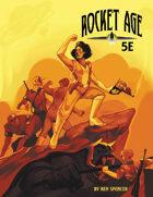 Rocket Age 5e - Core Rulebook