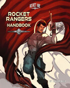 Rocket Rangers Handbook - Classic Version