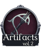 Artifacts Vol. 2 - Pathfinder