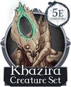 Khazira Creature Package