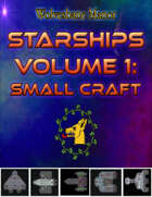 Starships Volume 1: Small Craft