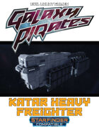 Ships: Katar Heavy Freighter