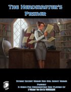 I Want To Be A WIZARD! - Headmaster's Primer