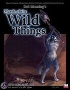 Marsh of the Wild Things