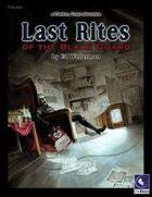 Last Rites of the Black Guard