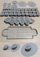 Miniature Base Risers - Modular Minis