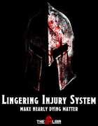 Lingering Injury System