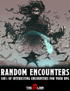RPG Random Encounter Collection
