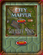 City Mapper Volume 3: Golafrey Mines