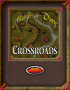 Map-A-Day 10/14/2017 Crossroads