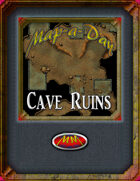 Map-A-Day 10/18/2017 Cave Ruins