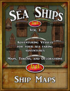 Sea Ships: Vol 1