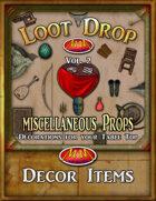 Loot Drop V2 Miscellaneous Props
