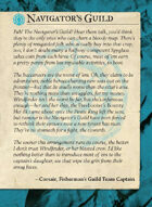 Navigators Guild Intro
