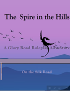 OSR The Spire in the Hills