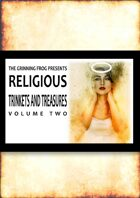 Religious Trinkets and Pocket Finds Vol 2 (5e)